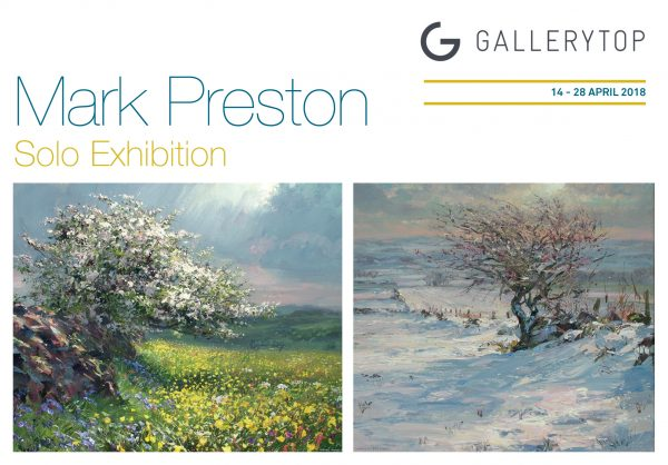 Mark Preston Solo Exhibition Gallerytop