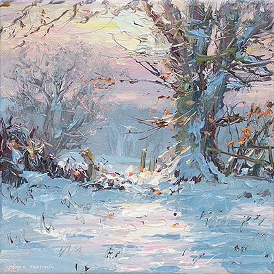 Winter Glow, Brailsford